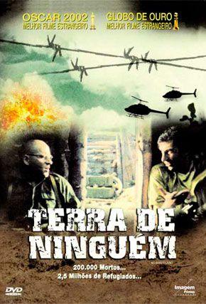 Capa do filme 'Terra de Ninguém'