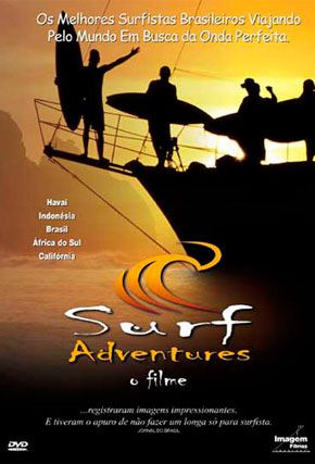 Capa do filme 'Surf Adventures -O Filme'