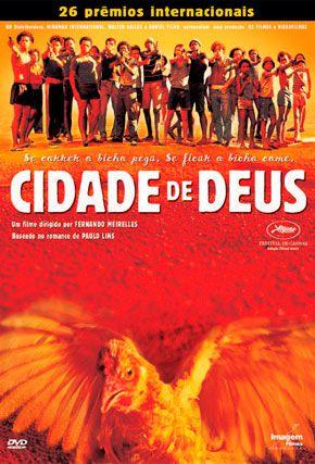 Capa do filme 'Cidade de Deus'