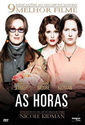 Capa do filme 'As Horas'