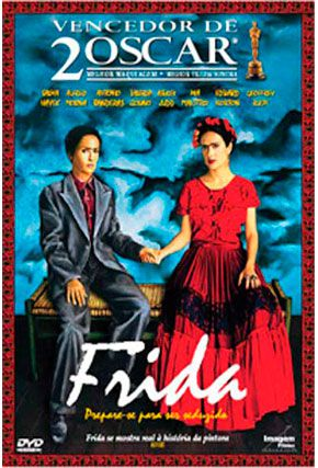 Capa do filme 'Frida'