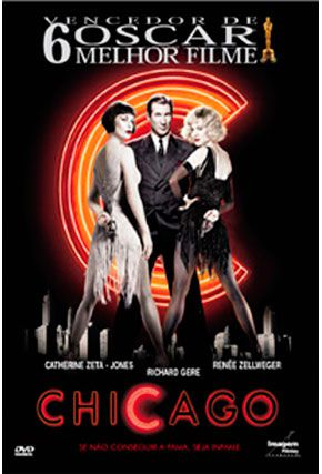 Capa do filme 'Chicago'