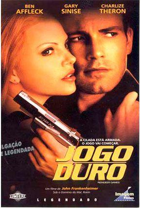 Capa do filme 'Jogo Duro'