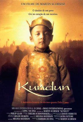 Capa do filme 'Kundum'