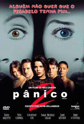 Capa do filme 'Pânico 2'