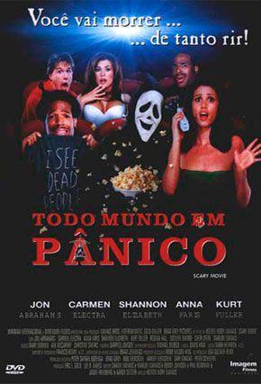 Capa do filme 'Todo Mundo em Pânico'