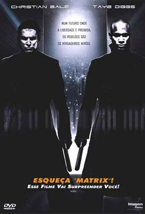 Capa do filme 'Equilibrium'