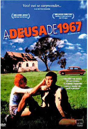 Capa do filme 'A Deusa de 1967'