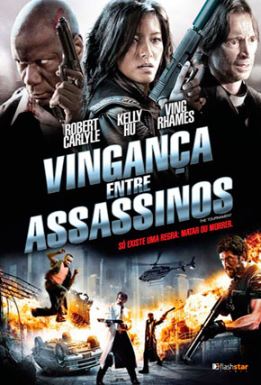 Capa do filme 'Vingança Entre Assassinos'