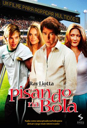 Capa do filme 'Pisando na Bola'