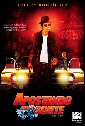 Capa do filme 'Apostando Com a Sorte'