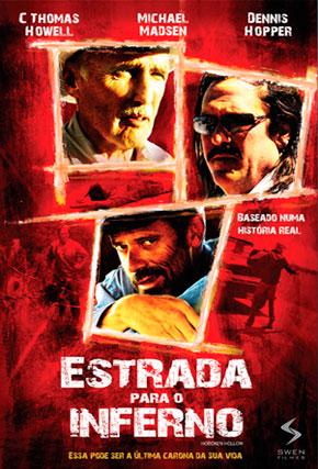 Capa do filme 'Estrada Para o Inferno'