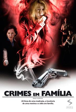 Capa do filme 'Crimes em Família'
