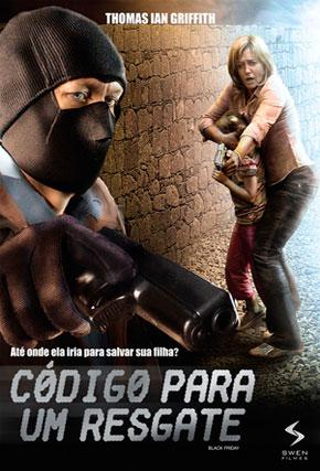 Capa do filme 'Código para Um Resgate'