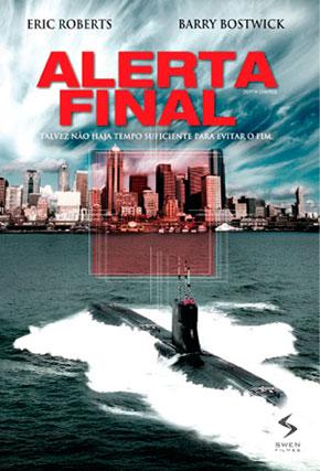 Capa do filme 'Alerta Final'