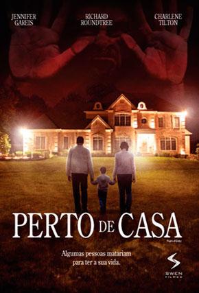 Capa do filme 'Perto de Casa'