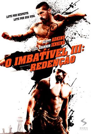 Capa do filme 'O Imbatível III: Redenção'