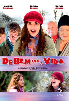 Capa do filme 'De Bem Com a Vida'