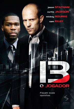 Capa do filme '13 O Jogador'