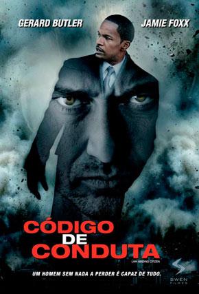 Capa do filme 'Código de Conduta'