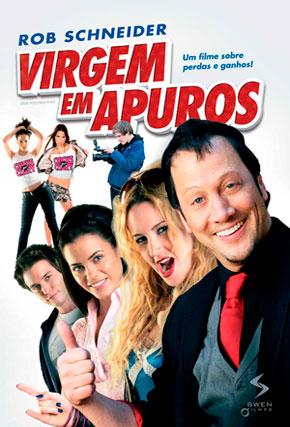 Capa do filme 'Virgem em Apuros'