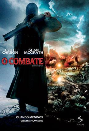 Capa do filme 'O Combate'