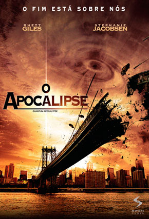 Capa do filme 'O Apocalipse'
