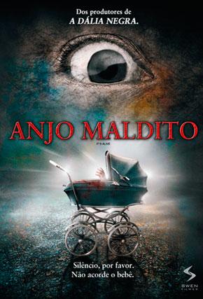 Capa do filme 'Anjo Maldito'