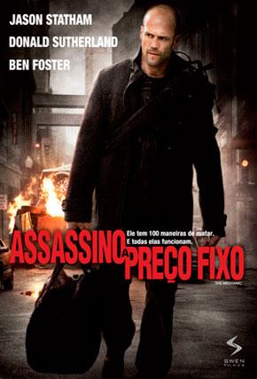 Capa do filme 'Assassino a Preço Fixo'