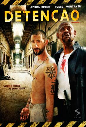 Capa do filme 'Detenção'