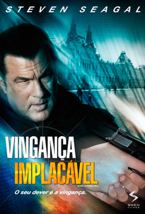 Capa do filme 'Vingança Implacável'