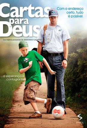Capa do filme 'Cartas para Deus'