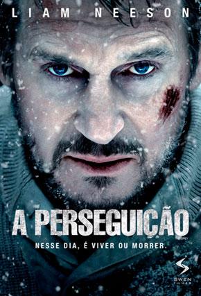 Capa do filme 'A Perseguição'