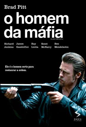 Capa do filme 'O Homem da Máfia'