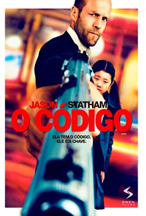 Capa do filme 'O Código'