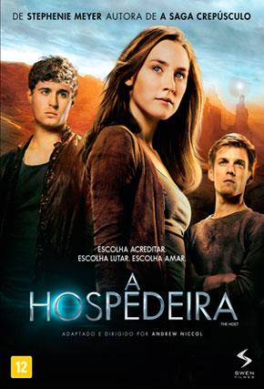 Capa do filme 'A Hospedeira'