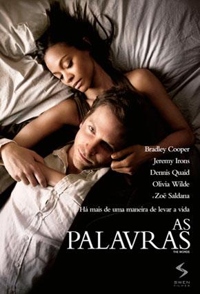 Capa do filme 'As Palavras'