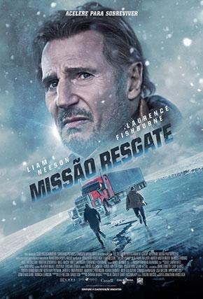 Capa do filme 'Missão Resgate'