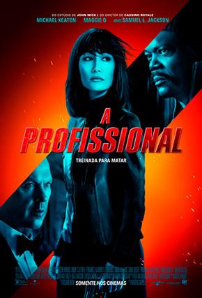 Capa do filme 'A Profissional'