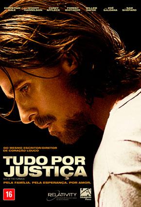 Capa do filme 'Tudo Por Justiça'