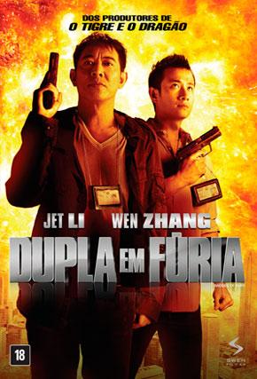 Capa do filme 'Dupla em Fúria'