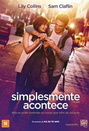 Capa do filme 'Simplesmente Acontece'