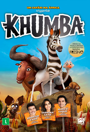 Capa do filme 'Khumba'