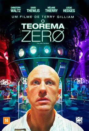 Capa do filme 'O Teorema Zero'