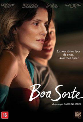 Capa do filme 'Boa Sorte'