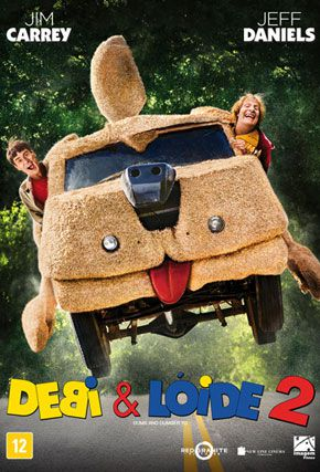 Capa do filme 'Debi & Lóide 2'
