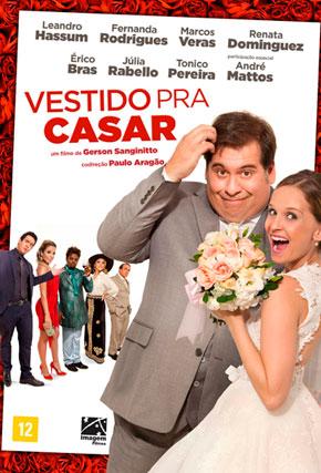 Capa do filme 'Vestido Pra Casar'