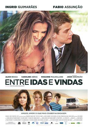 Capa do filme 'Entre Idas e Vindas'