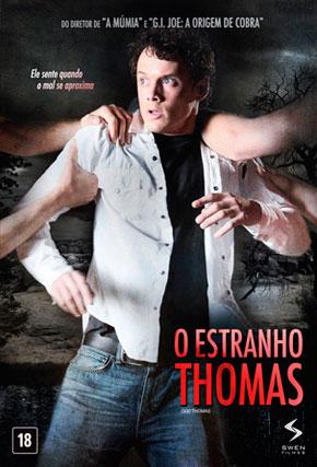 Capa do filme 'O Estranho Thomas'