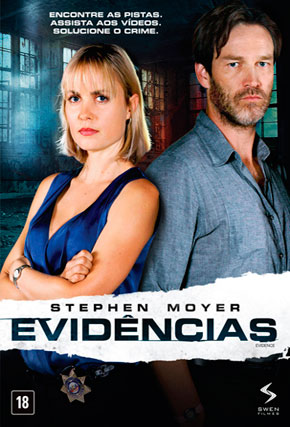 Capa do filme 'Evidências'